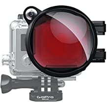 Polar Pro PPSB3 - Filtro polarizador para GoPro Hero 3+, rojo