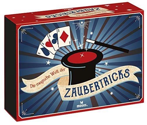 moses-Die-magische-Welt-der-Zaubertricks-Geschenkbox-Inkl-Magic-Coin-Set moses. – Die magische Welt der Zaubertricks | Geschenkbox | Inkl. Magic-Coin-Set -