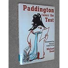 Paddington Takes the Test by Michael Bond (1979-09-27)