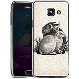 Samsung Galaxy A3 (2016) Housse Étui Protection Coque Lapin Levraut Lapins