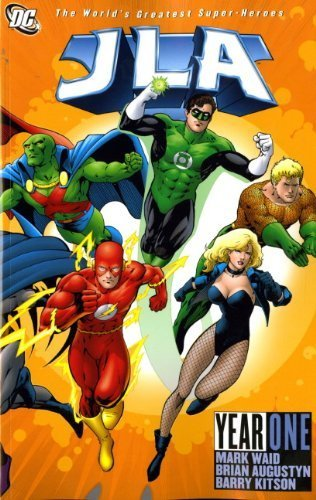 JLA: Year One by Barry Kitson (2010-01-29)