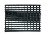 Naxan PVC shower mat (17 Inch X 24 Inch)...