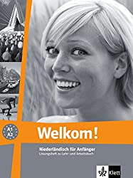 Welkom! Niederländisch für Anfänger / Lösungsheft zu Lehr- und Arbeitsbuch
