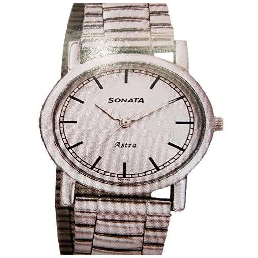 51JY%2BG1KH2L. SS510  - Sonata 77049sm02 Mens watch