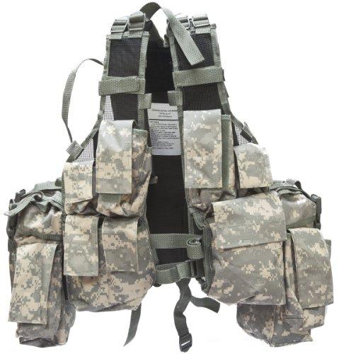 Mil-Tec Tactical Gilet militaire 400