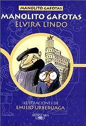 Manolito Gafotas by Elvira Lindo (2000-04-02)