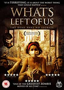 What's Left Of Us [DVD]