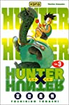 Hunter X Hunter Edition simple Tome 3