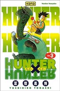 Hunter X Hunter Edition simple Tome 3