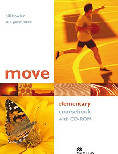 MOVE Elem Sb Pk: Coursebook with CD-ROM
