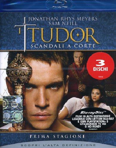 I Tudor - Scandali a corte [Blu-ray] [IT Import]
