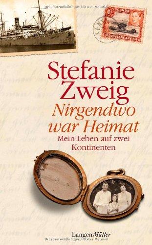 Buchseite und Rezensionen zu 'Nirgendwo war Heimat' von Stefanie Zweig