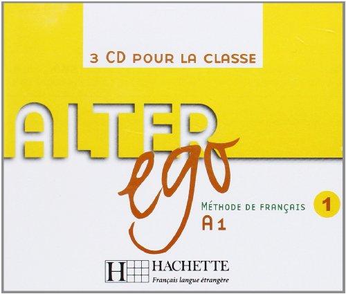 Alter Ego. Niveau A1.  CD
