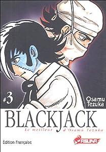 Black Jack Edition simple Tome 3