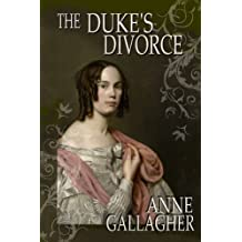 The Duke's Divorce (The Reluctant Grooms Book 4)