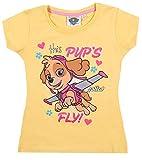 Paw Patrol Mädchen T-Shirt - gelb - 98