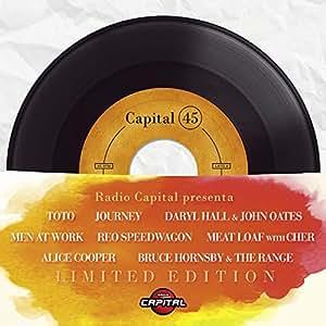 "Radio Capital Presenta: Capital 45 Limited Edition [4 7""]"