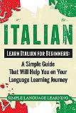 Italian: Learn...