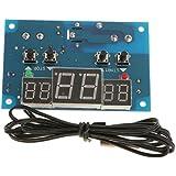 12v NTC Sensores de Temperatura Módulo Interruptor de Control Termopar Conexión Para Arduino