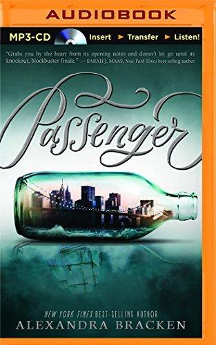 Portada del libro Passenger by Alexandra Bracken (2016-01-05)