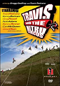 Travis And The Nitro Circus [2004] [DVD]