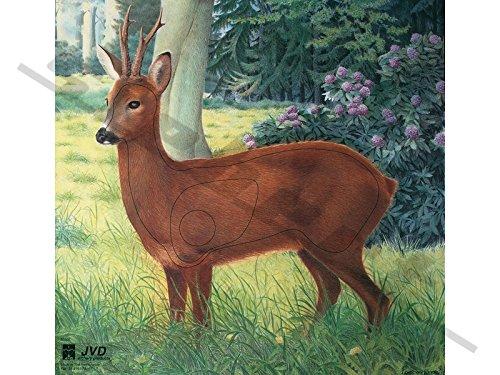 Papierauflage Tierbild Rehbock