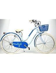 """'Bicicleta """"Adriatica 1 V Modelo Holland Lady Color Azul/Azul"""