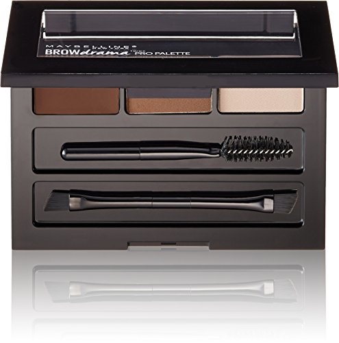 Maybelline New York Brow Drama-Pro Augen Make-up-Palette - Auburn