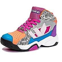 Zapatillas de baloncesto Hobi Basket Total Zapatillas de Deporte Sneaker Casual Corriendo Para caminar