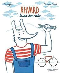 Renard sauve son vélo par  FibreTigre