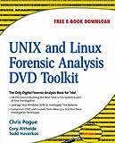 UNIX Forensic Analysis DVD Toolkit