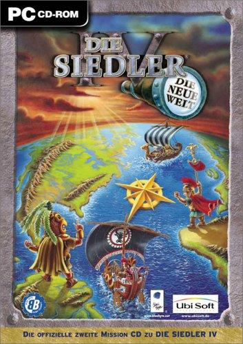 Die Siedler 4: Die neue Welt