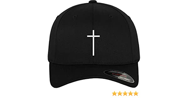 0b9749a29580 Mister Tee Cross Flexfit Cap, Black, L XL  Amazon.de  Sport   Freizeit