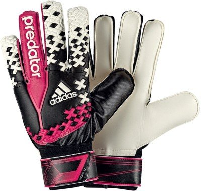 Adidas Predator Training Goalkeeper Gloves - 10, BK/WH/VB