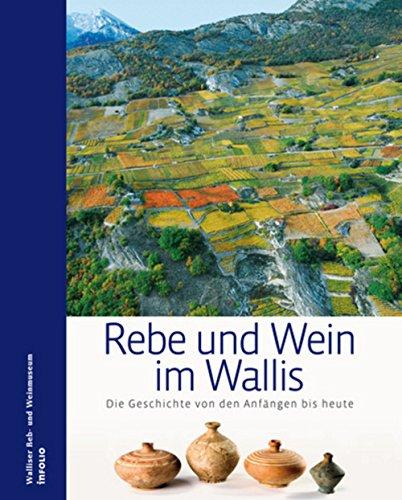 Rebe und Wein im Wallis