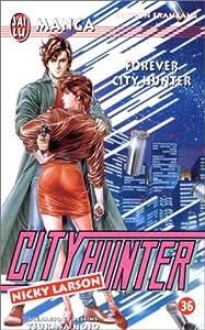 City Hunter - Nicky Larson Edition simple Tome 36