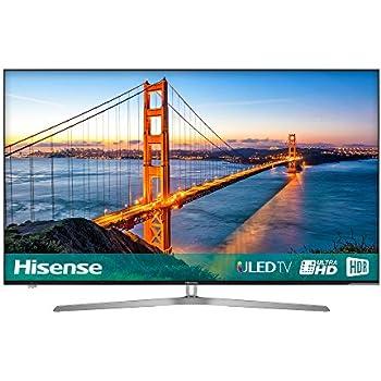 Hisense H65A6200UK 65-Inch 4K Ultra HD Smart TV - Black