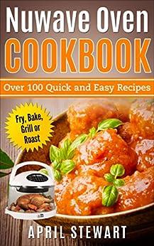 Nuwave oven cookbook