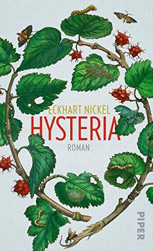 Buchseite und Rezensionen zu 'Hysteria: Roman' von Eckhart Nickel