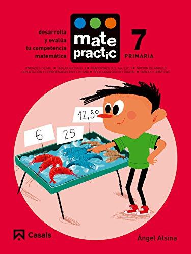 Cuaderno Matepractic 7 Primaria - 9788421858226 (Matepractic castellano España)