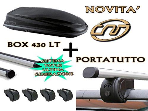 barre-portatutto-hyundai-tucson-in-alluminio-con-box-430-lt-cam-made-in-italy