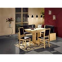 coin repas d angle. Black Bedroom Furniture Sets. Home Design Ideas