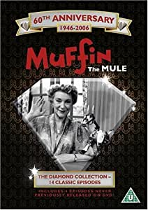 Muffin the Mule - the Diamond Collection