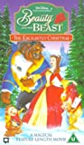 Beauty And The Beast - The Enchanted Christmas [VHS] [UK Import]