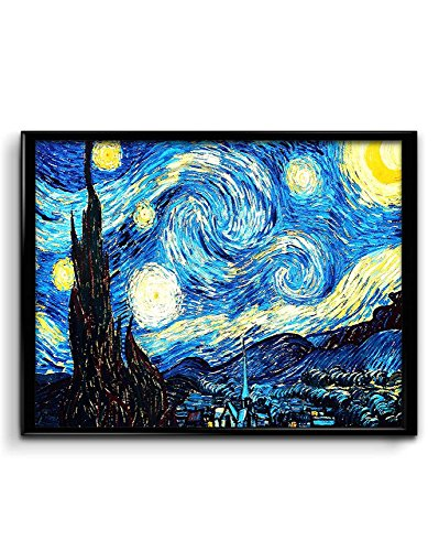 Defunk Oil Painting Matte Poster,12x18 inches Matte Print [HD Bright Art Print,Medium Size,Rolled Poster]  available at amazon for Rs.175