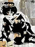 Posterlounge Alu Dibond 120 x 160 cm: Zeremonie von Loui Jover