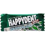 Happydent - Chicle sin Azúcar - Sabor Clorofila - Caja de 200 Unidades