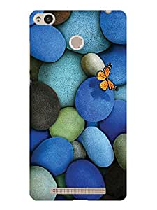 TREECASE Designer Printed Soft Silicone Back Case Cover For Xiaomi Redmi 3S Prime