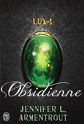 Lux, Tome 1 : Obsidienne