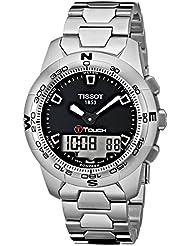 Tissot Herren-Armbanduhr T-TOUCH Analog Automatik T0474201105100